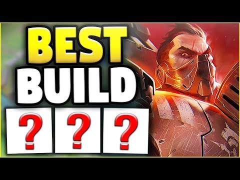 THE MOST BROKEN DARIUS BUILD YET? BEST SEASON 8 DARIUS BUILD! - League Of Legends