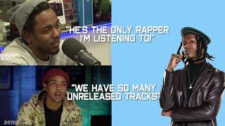 Rappers Talking About Joey Bada$$ (Kendrick Lamar, G-Herbo, Ab-Soul & more)