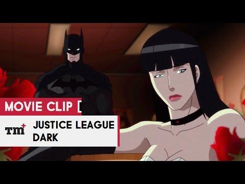 justice league dark batman and zatanna