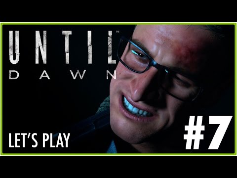 Until Dawn | Let's Play #7 | Jota Delgado
