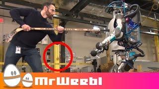 Robot Pranks - Gone Deadly