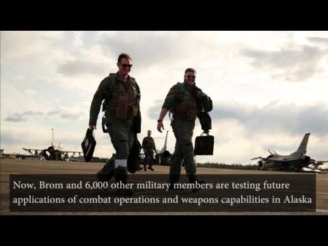 A Dream to Fly: F-16 Fighter Pilot Achieves Lifelong Dream