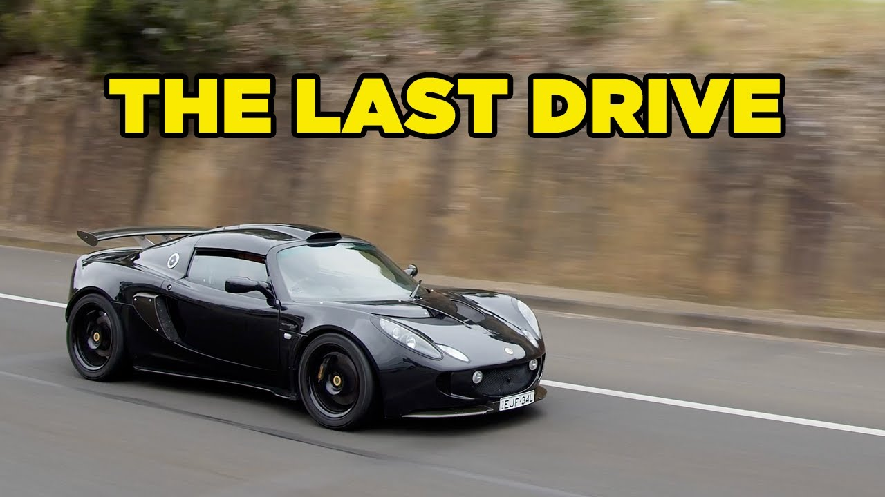The Last Drive // Farewell LOTUS