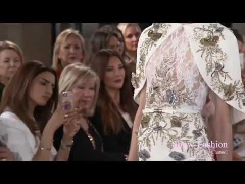 GEORGES HOBEIKA Spring Summer Fashion show 2017