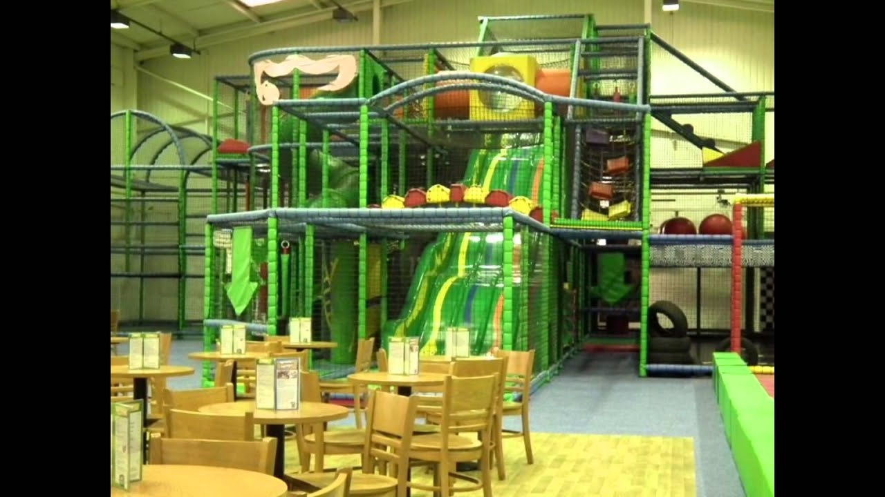 Recommended Structure Plans of Indoor Playground Design Ideas for ...
