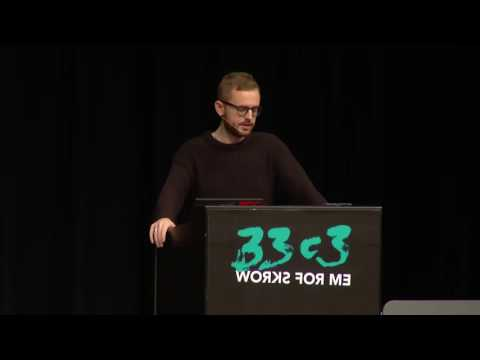 Hacking the World (33c3)