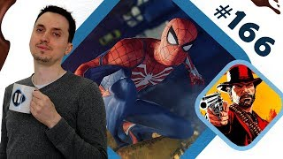 SPIDER-MAN plus fort que God of War  ! | PAUSE CAFAY #166