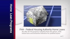 Best Dallas TX VA and FHA Home Mortgage Loans - Low Interest Rates