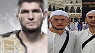 قصة البطل المسلم حبيب نور محمدوف و نزالة المرتقب مع ماكجريجور (khabib vs mcgregor )