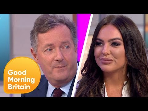 Love Island's Rosie Hits Back at Piers' Comments About Her Intelligence | Good Morning Britain