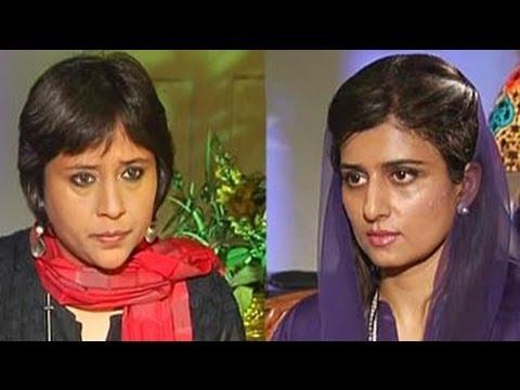 No love lost for Hafiz Saeed: Hina Rabbani Khar to NDTV