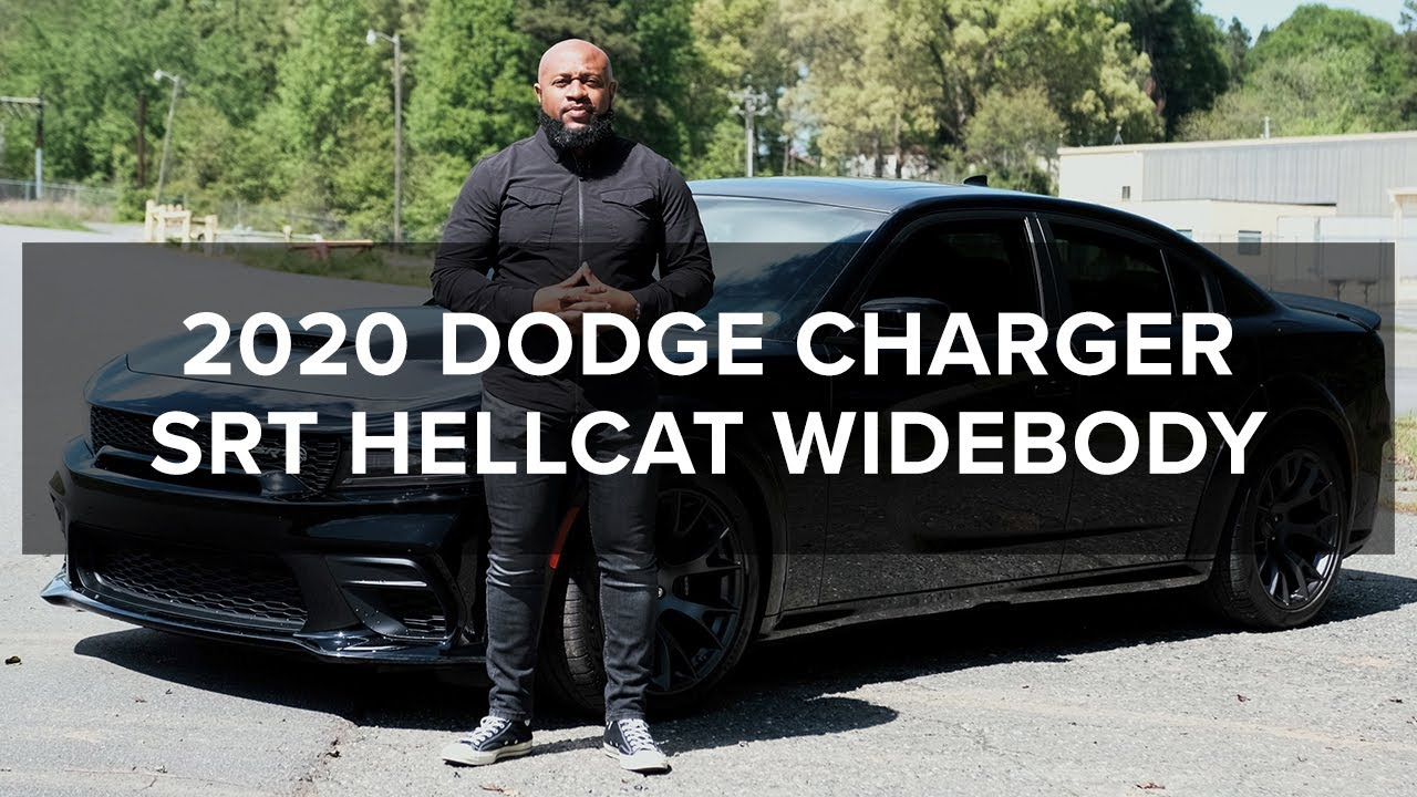 2020 Dodge Charger SRT Hellcat WIDEBODY | Quick Tour