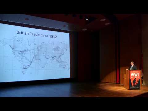 British Naval Strategy in the First Months of the Great War, Dr. Phillip Pattee