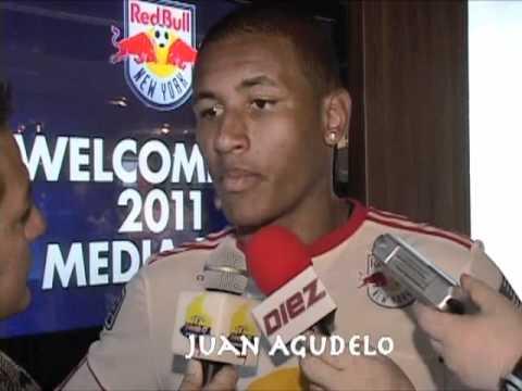 Juan Agudelo 2011-Red Bulls