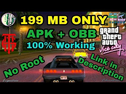 Androgamer org 2016 gta vice city lite 199mb android | 200MB