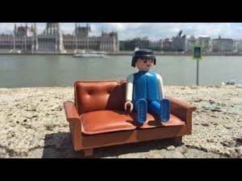 Doku NEU! Hanseblick - Couch-Surfen in Budapest (HD)