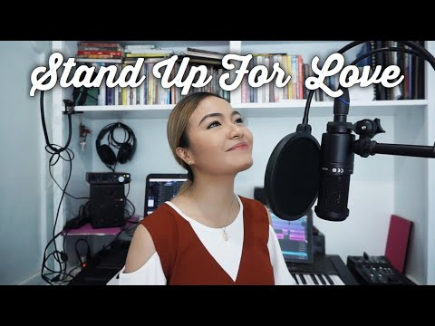 STAND UP FOR LOVE (Destiny's Child) Cover || Peechee Almonte