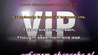 Shaun Baker - VIP karaoke