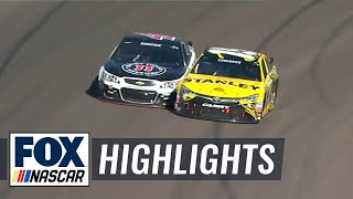 Repeat youtube video Harvick Wins in Photo Finish - Phoenix - 2016 NASCAR Sprint Cup