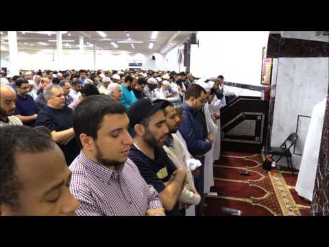 27th Eve of Ramadhan 1437 AH | Shalat Taraweeh & Witr