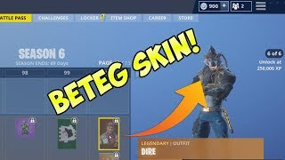 FORTNITE SEASON 6 BATTLE PASS REACTION