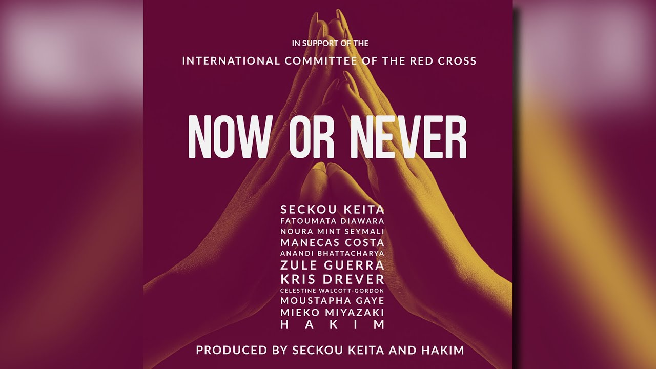NOW OR NEVER is available on all music download & streaming platforms. Listen here https://imusician