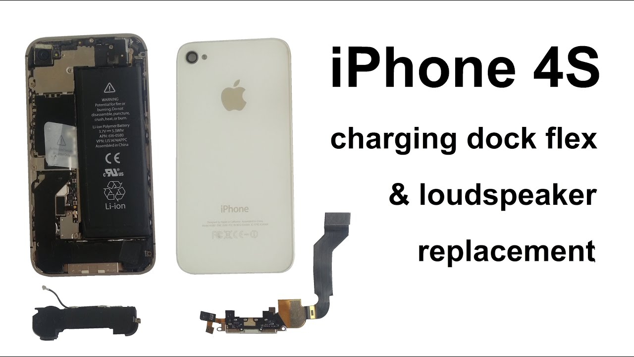 Iphone  Change Charging Port