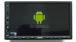 Next Gen Android Car Radio [Gesture Controls]