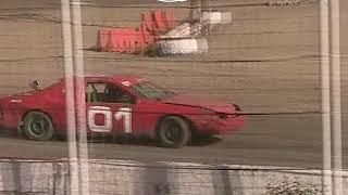 Pure Stock Heat 1 Barona Speedway 7-14-2018
