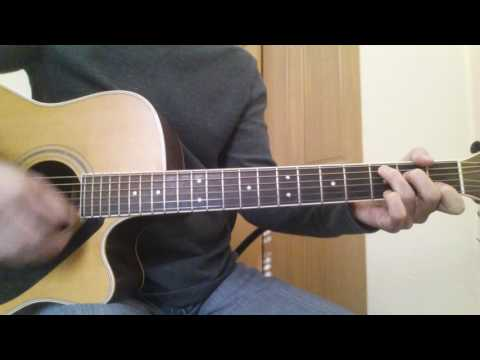 Keep Your Eyes On Me - Tim McGraw & Faith Hill - Guitar Lesson