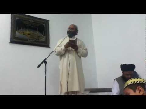 Tumhara Syed e Alam Maqaam Naat by Javaid Cheema May 4,2012