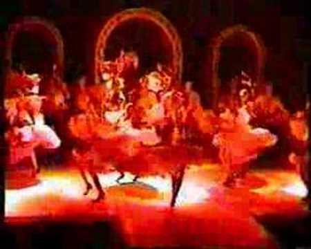 America- Rio's Cabaret Musical