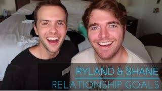 Shane Dawson and Ryland Adams: Relationship Goals