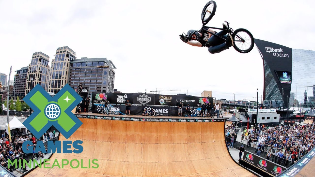 Minneapolis 2018 The Real Cost BMX Big Air - X Games