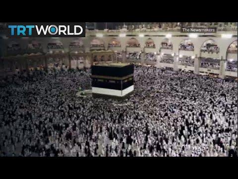 Picture This: Muslims mark annual hajj pilgrimage