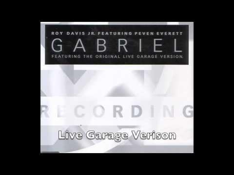 Roy Davis Jr - Gabrielle - Live Garage Version (UK Garage)