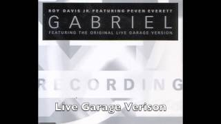 Roy Davis Jr - Gabrielle - Live Garage Version (UK Garage)