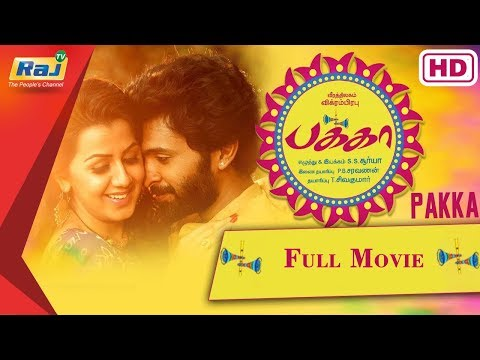 Pakka Tamil Full Movie HD | Vikram Prabhu, Nikki Galrani