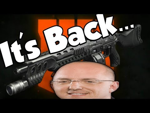 The Brecci in Black Ops 4...