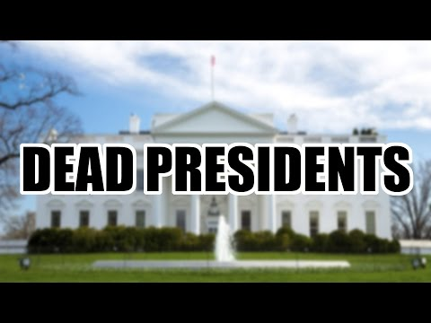 AMERICAN PRESIDENTS WHO DIED IN OFFICE !!!