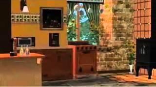 The Sims 2 Кухня и Ванная - Дизайн интерьера - трейлер