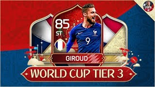 FIFA MOBILE 18 Winning World Cup Tier 3 with France Rewards & World Cup Mode Thoughts So Far