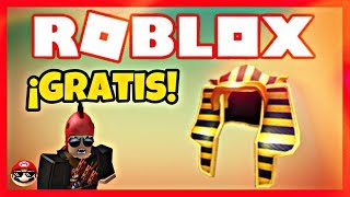 [TUTORIAL] Como conseguir el Glorious Pharaoh of the Sun | ROBLOX - MarioGames 88
