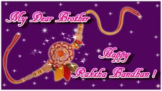 Free Happy Raksha Bandhan / Rakhi Greeting Card, Ecards 2012