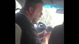 Злой водитель Uber