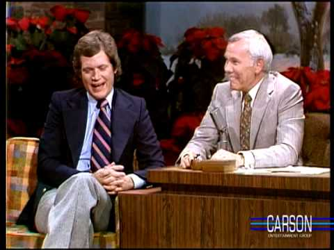David Letterman Talks Dating Technique, Part 2, Johnny Carson's Tonight Show 1979