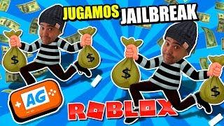 Somos Ladrones en Roblox JailBreak Gameplay en Español con BigManu