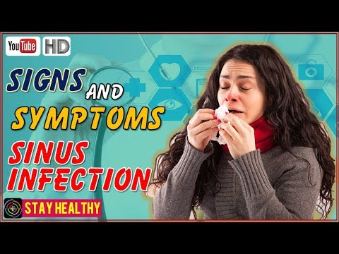 10 Signs of a Sinus Infection