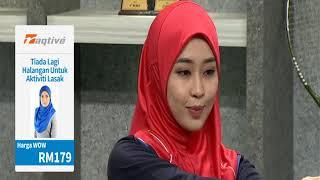 Raqtive Sports Hijab