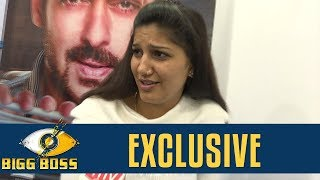 Bigg Boss 11   Eviction Interview   Sapna Chaudhary ANGRY after being called Hina's PUPPET